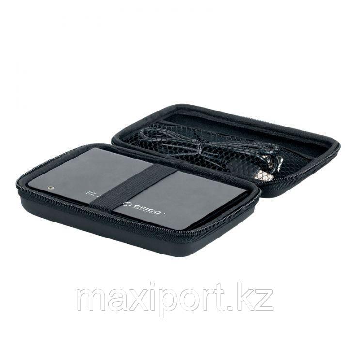 Чехол для жесткого диска HDD или переносного SSD (жесткий)