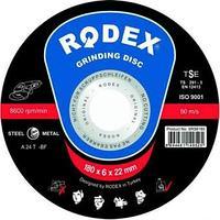 Отрезной Диск для резки металла Rodex ORM16180