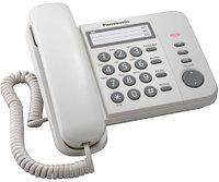 Panasonic Телефон проводной PANASONIC KX-TS2352RUW
