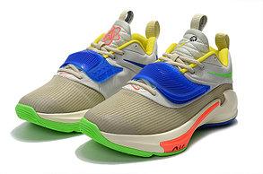"""Баскетбольные кроссовки Nike Zoom Freak 3 ( III ) """"Multicolor"""", фото 2"""