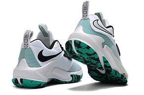 """Баскетбольные кроссовки Nike Zoom Freak 3 ( III ) """"Whiite"""", фото 2"""