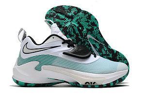 """Баскетбольные кроссовки Nike Zoom Freak 3 ( III ) """"Whiite"""", фото 3"""