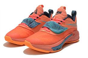 "Баскетбольные кроссовки Nike Zoom Freak 3 ( III ) ""Orange"", фото 3"