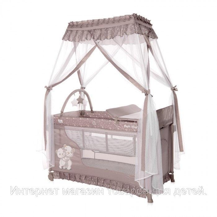 Манеж - кровать  MAGIC SLEEP