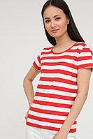 Футболка женская Finn Flare, цвет красный, размер XL