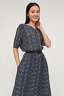 Платье женское Finn Flare, цвет темно-синий, размер 3XL