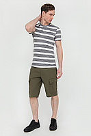 Шорты мужские Finn Flare, цвет хаки, размер 3XL