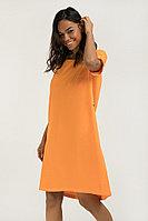 Платье женское Finn Flare, цвет marigold (оранжевый), размер 2XL