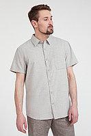 Рубашка мужская Finn Flare, цвет серый, размер S