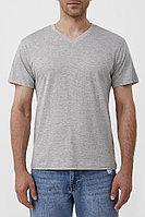 Футболка мужская Finn Flare, цвет светло-серый, размер L