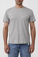 Футболка мужская Finn Flare, цвет светло-серый, размер M