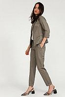 Брюки женские Finn Flare, цвет светло-коричневый, размер XL