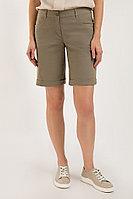 Шорты женские Finn Flare, цвет светло-коричневый, размер 2XL