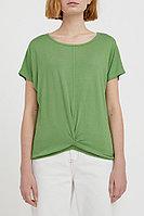 Футболка женская Finn Flare, цвет зеленый, размер XL