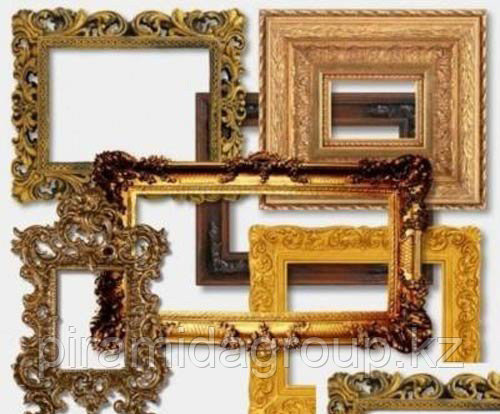 Рамы для картин по индивидуальному заказу