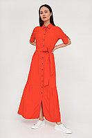 Платье женское Finn Flare, цвет красный, размер 3XL