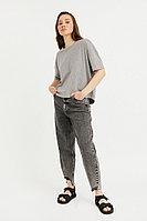Джинсы женские Finn Flare, цвет темно-серый, размер W33/L32