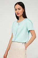 Блузка женская Finn Flare, цвет бирюзовый, размер M