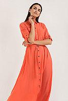 Платье женское Finn Flare, цвет розовый, размер 2XL