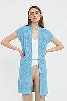 Жилет женский Finn Flare, цвет голубой, размер XL