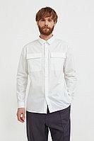 Рубашка мужская Finn Flare, цвет белый, размер 3XL