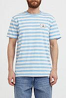 Футболка мужская Finn Flare, цвет голубой, размер XL
