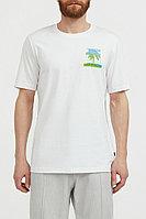 Футболка мужская Finn Flare, цвет белый, размер XL