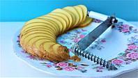 Нож-кольцо для спиральной нарезки овощей