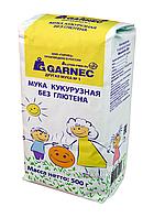 Мука кукурузная без глютена 500г (Garnec)