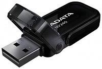 USB Flash карта ADATA UV240 AUV240-32G-RBK 32Gb черный