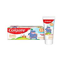 Зубная паста Colgate Детская, 3-5 лет, Нежная Мята без фторида 60 мл х 48