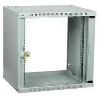 ITK Шкаф LINEA WE 6U 600x600мм серый серверный шкаф (LWE3-06U66-GF)