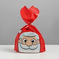 Мешок подарочный 'Дед Мороз', 16 x 26 см (комплект из 20 шт.)