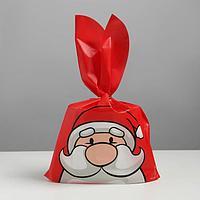 Мешок подарочный 'Дед Мороз', 21 x 33 см (комплект из 20 шт.)