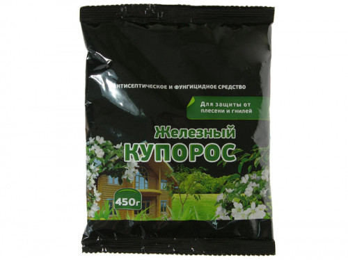 ЖЕЛЕЗНЫЙ КУПОРОС 450 гр  /30, *NEW