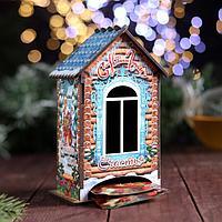 Чайный домик деревянный 'Символ года 2022. Семейного тепла'