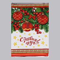 Пакет подарочный 'Позёмка', 25 х 40 см (комплект из 100 шт.)