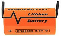 Батарея литиевая 3,6в Минамото