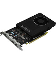 Видеокарта PNY Quadro P2200 [VCQP2200-BLK], 5 GB