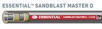 Шланг 32 мм. для пескоструя, раствора, бетона Sandbalst Master