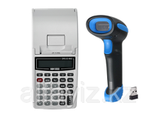 Комплект ККМ ПОРТ DPG-25 + 2D сканер ПОРТ HC-40