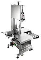 Пила для мяса SE/2580 INOX подвижный стол