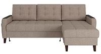 Диван-кровать угловой Римини 2 (2т-1пф(1пф-2т) (Sherlock 932)