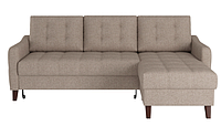 Диван-кровать угловой Римини 1 (2т-1пф(1пф-2т) (Sherlock 932)