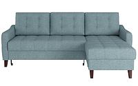 Диван-кровать угловой Римини 1 (2т-1пф(1пф-2т) (Sherlock 975)