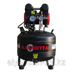 Magnetta, BWD600-35, Компрессор воздушный безмасляный, 35 л, 550Вт, 110л/мин, 8бар