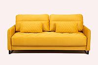Диван-кровать Милфорд 3П 10 (Хеппи 560 горчица)