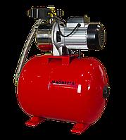 Magnetta, AUTOGJSm1100+50L, Насосная станция автоматическая, 220 В, 1100 Вт, 1000 л/мин, высота подъ