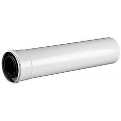 Труба концентрическая DN 80/125 mm, L = 2000 mm, для котлов GB