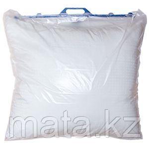 Упаковка, пакет прозрачный с ручкой  55х70 для текстиля, одеял и подушек